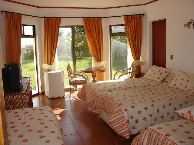 Hotel Victoria na Ilha de Páscoa