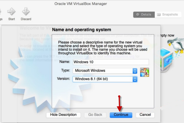 Windows 10 Install On Mac With VirtualBox