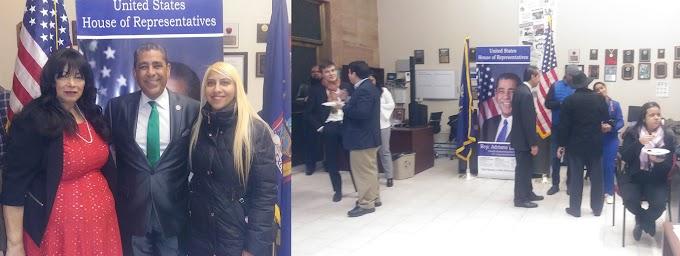 Congresista Espaillat destaca éxito y participación masiva en foros comunitarios en Manhattan y El Bronx