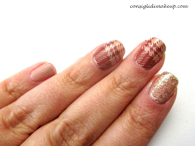 nailart tutorial stamping