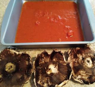 baked portobella mushroom recipe