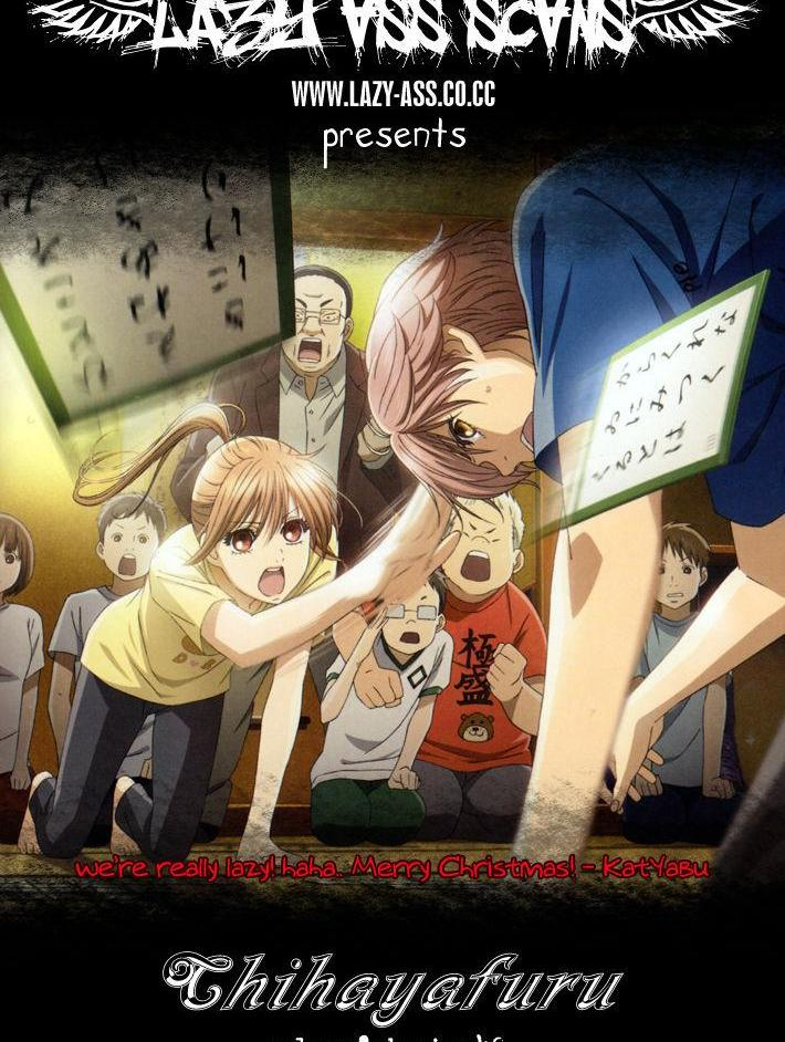 Chihayafuru - Chapter 42