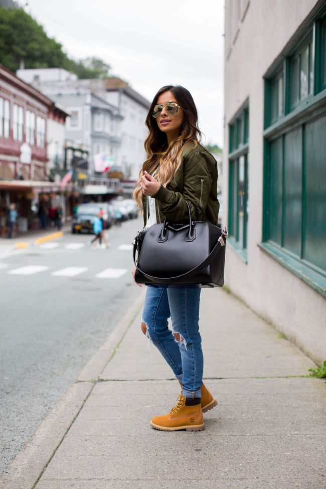 Geeks fashion 21 Cool Ways To Wear Timberland Boots For Women