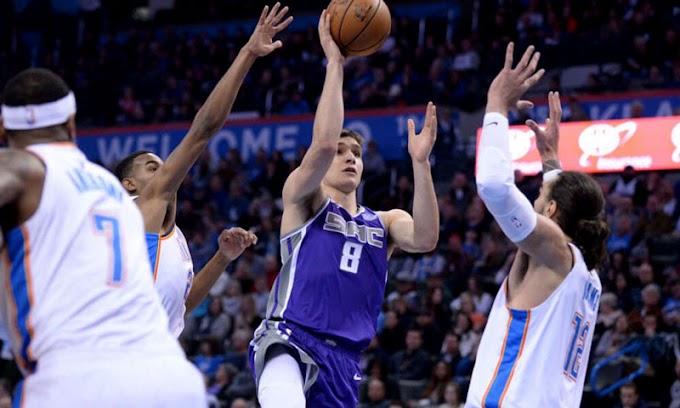 NBA: Bogdan je mašina! (VIDEO)