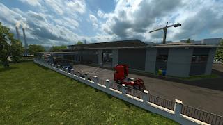 ets2 mods, recommendedmodsets2, Frkn64's Modern Garage Mod, euro truck simulator 2 mods, ets2 realistic mods, ets 2 modern garage mod v1.3 screenshots2