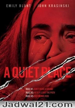 Film A Quiet Place 2018 di Bioskop