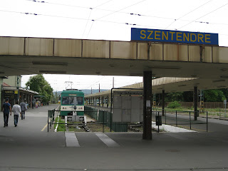 Szentendre train station