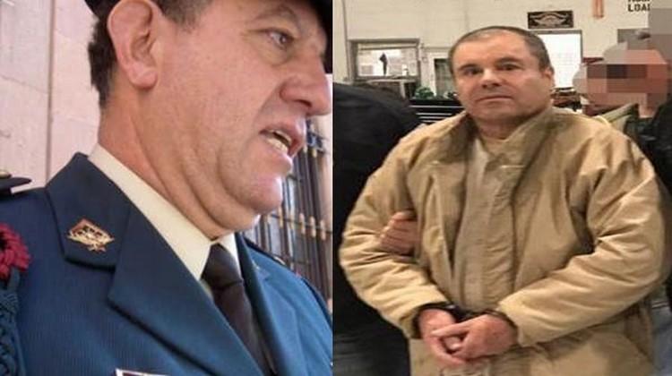 """DAN 15 AÑOS a GENERAL del EJERCITO,el QUERIA """"10 MILLONES de DOLARES"""" para """"AYUDAR al CHAPO"""""""