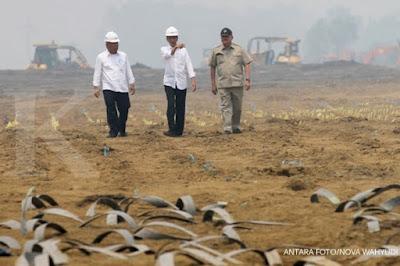 Jokowi Puas Dengan Perkembangan Tol Trans Sumatera