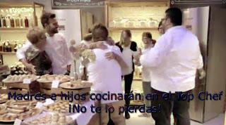 Las madres en el Top Chef del miércoles 26 de abril de 2017