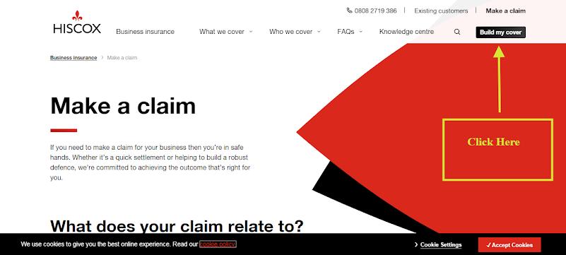 Hiscox Insurance Claims