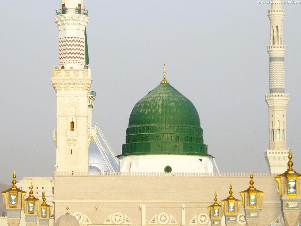 Islamic Holly Places: Masjid e Nabvi