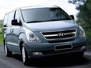 Hyundai H1 autobild