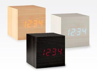 Zegar ledowy z Biedronki
