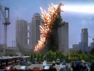 Godzilla vs Megaguirus - Garo (2013) Full HD