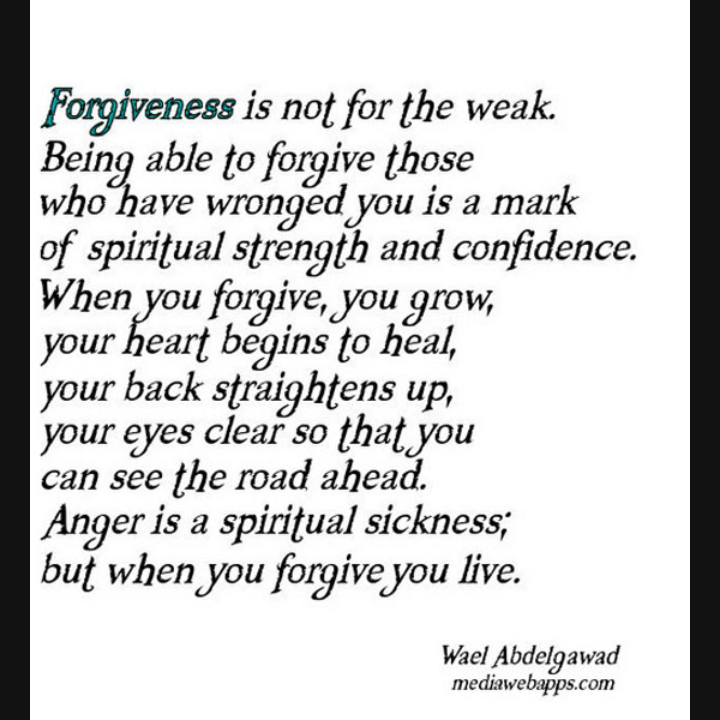 Quotes On Forgiveness And Second Chances: The Way Esther Sees It: FORGIVING
