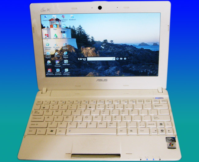 Asus Eee PC X101H Driver for Windows 7