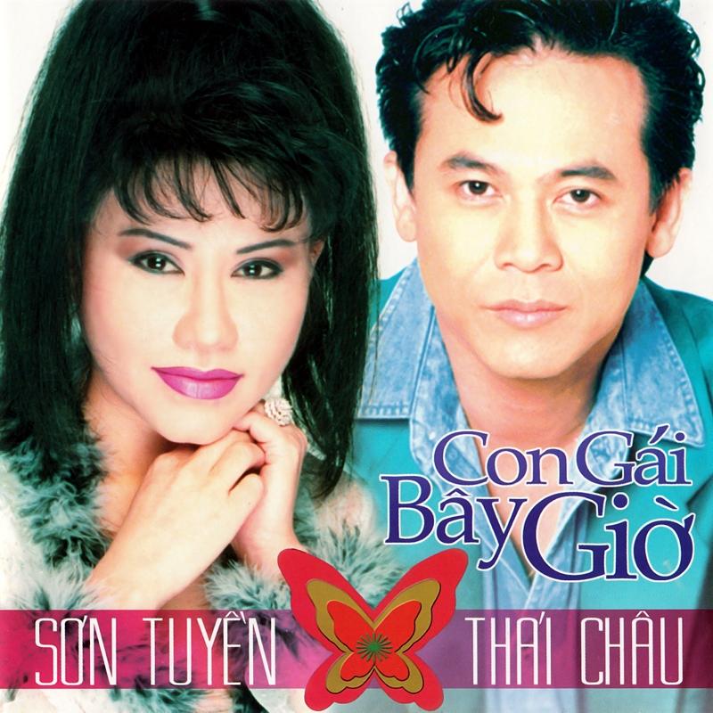 Sơn Tuyền CD24 - Sơn Tuyền, Thái Châu - Con Gái Bây Giờ (NRG) + bìa scan mới