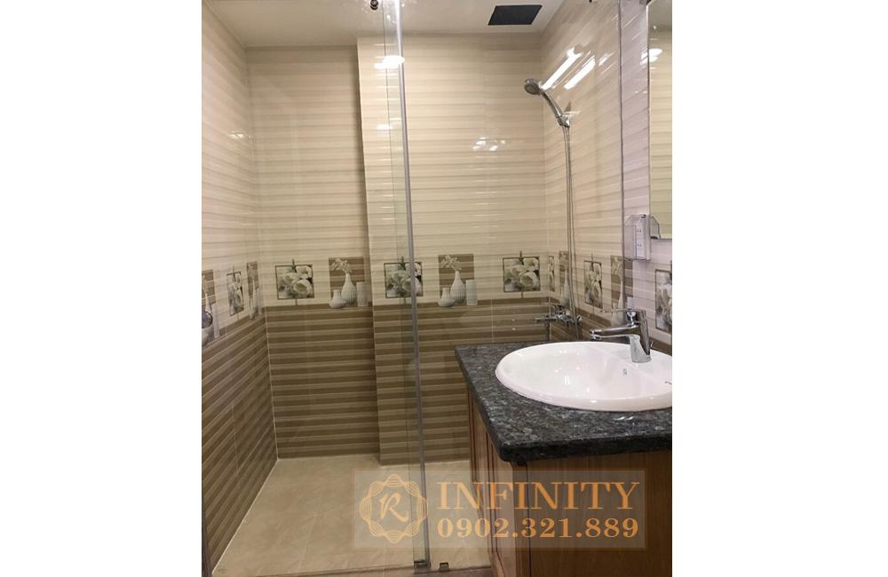 cho thuê văn phòng everrich infinity - phòng tắm