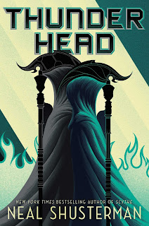Book Review of Thunderhead, the second in the Arc of a Sythe series by Neal Shusterman.