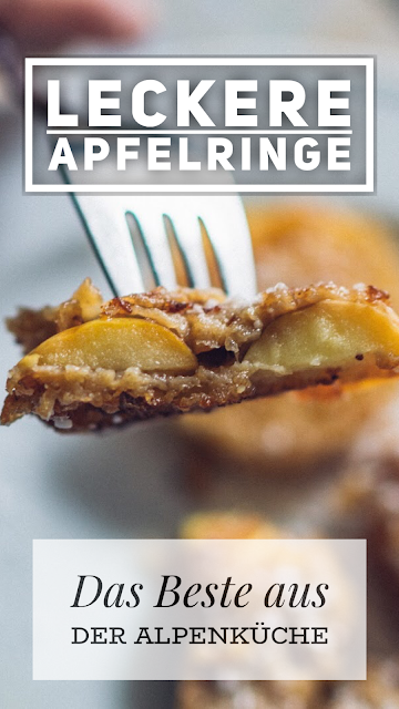 Outdoor Kitchen 08 | Frittierte Apfelringe mit der Bushbox