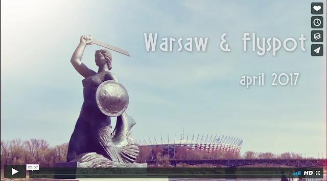 Warsaw & Flyspot