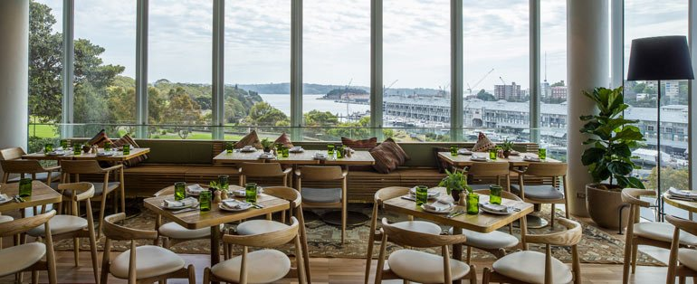 Restaurante Chiswick, Sidney