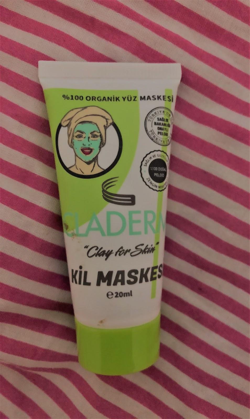 Doğal Kil Maskesi