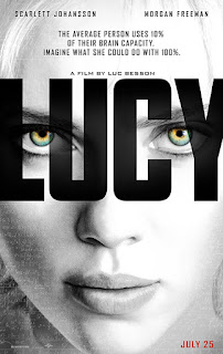 Lucy (2014) BluRay 720p 700MB Subtitle Indonesia