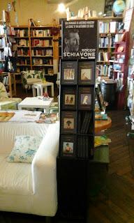 La Libreria La Vita Nova promuove Manzini, Sellerio