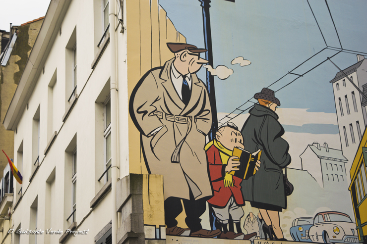 Le Jeune Albert - Bruselas por El Guisante Verde Project