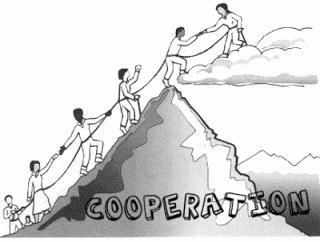 Kita semua niscaya pernah mengalami bermacam  Suka Duka Bekerjasama dengan Teman dalam Pekerjaan