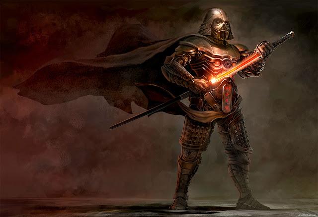 Samurai Darth Vader