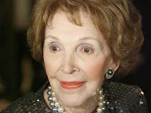 Chatter Busy: Nancy Reagan Plastic Surgery