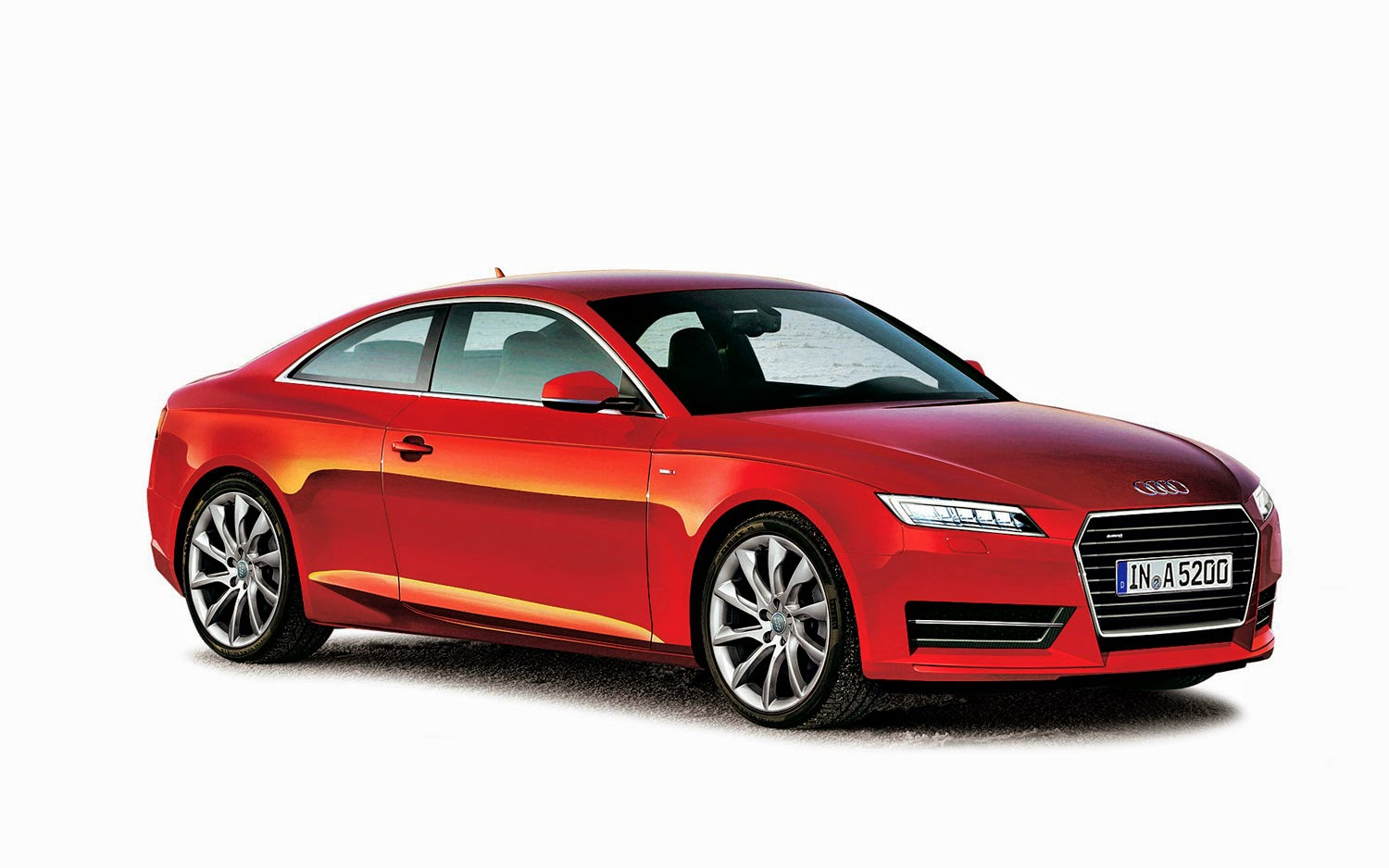 the new 2016 audi a5 redesign cars concept 2015 2016. Black Bedroom Furniture Sets. Home Design Ideas
