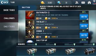 Cara Cepat Naik Level Game The KillBox.