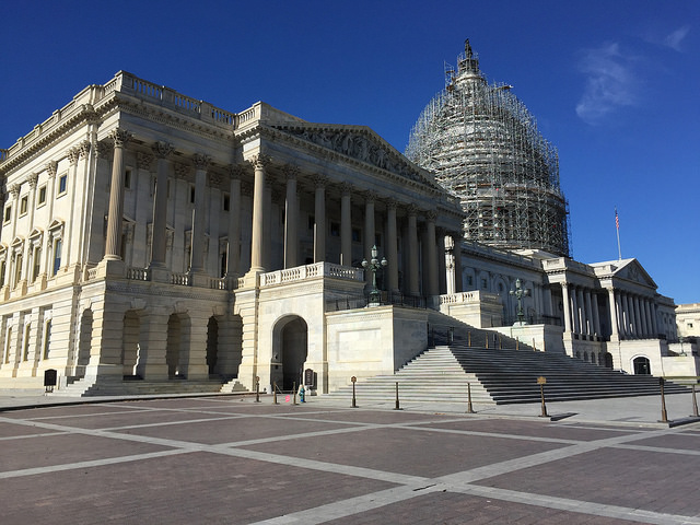 The Bound US Capitol