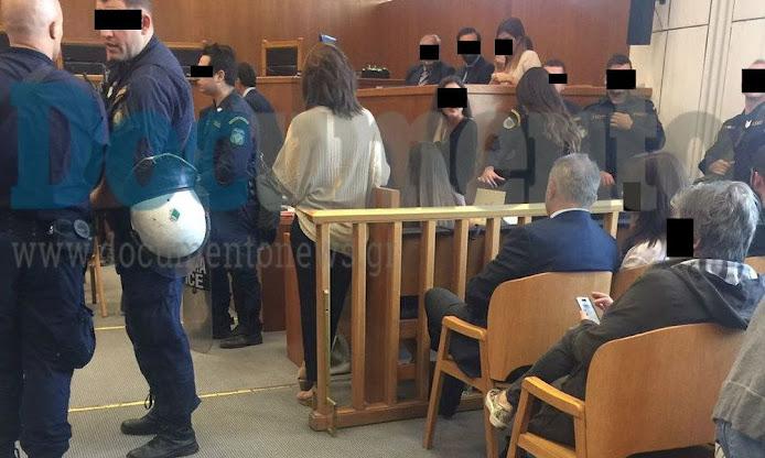 Ηριάννα και Περικλής παραμένουν στην φυλακή... Άλλαι αι βουλαί της κοινωνίας, άλλαι των δικαστών!