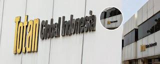 Lowongan Kerja di Cikarang : PT. Totan Global Indonesia - Operator Produksi