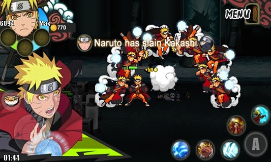 download game apk naruto shippuden senki