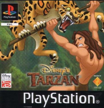 Game Disney's Tarzan Ps1 High Compress (28 Mb)