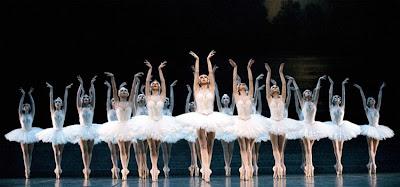 Ballet Le Lac des Cygnes