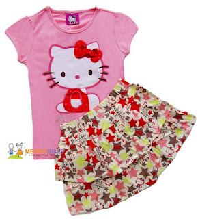 Roupas Hello Kitty para revender