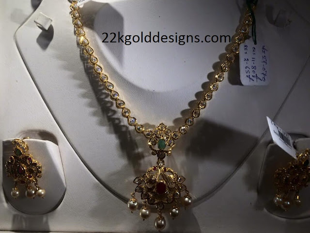 40 Grams Pachi Set in Gold