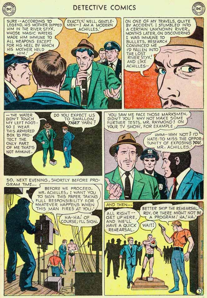 Read online Detective Comics (1937) comic -  Issue #174 - 27