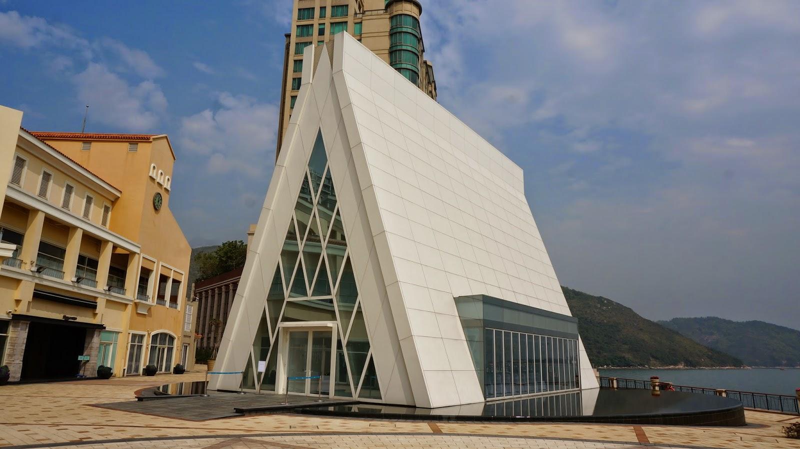 [在香港度假] 希臘風格的愉景灣酒店 你們被海景包圍了 | 少女旅行日記 | 旅遊嘆世界 - fanpiece