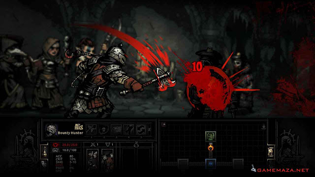 Darkest Dungeon Gameplay Screenshot 4