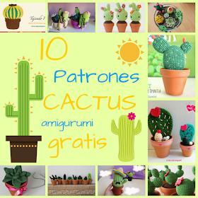 Cactus kawaii que gracioso 😀 - Amigurumi - Ando | Facebook | 280x280