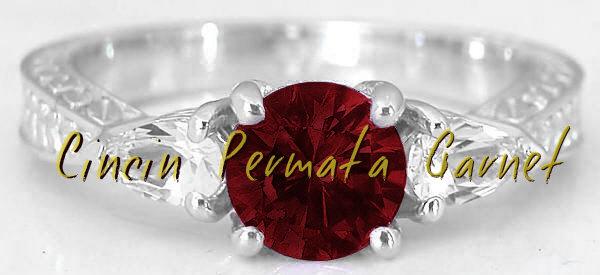 contoh cincin garnet