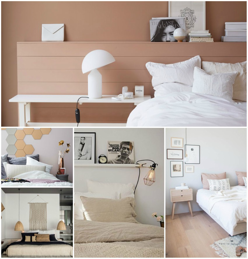 5 ideas para decorar la pared de tu cama blog de